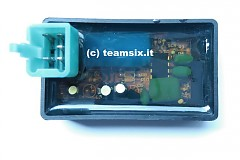 Teamsix Centralina elettronica CDI high performance per TS12, AGB29,Orion29